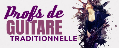 cours guitare traditionnelle